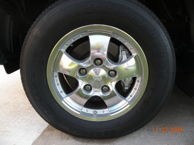 """FS Enkie 18"""" wheels 33613"""