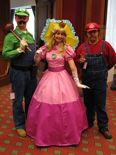 Your Cosplay Pics Here - Page 6 Luigi_11