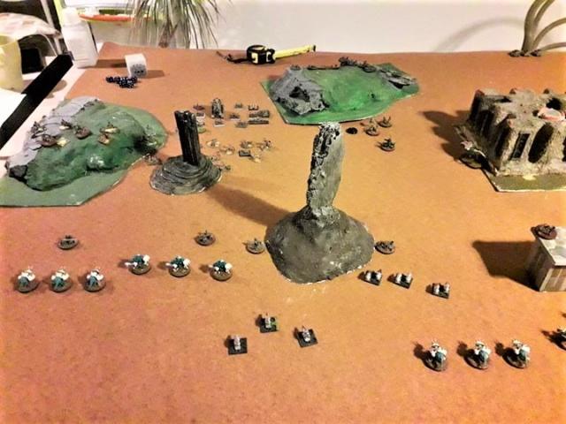 GI vs Exodites Netepic en mode Apocalypse Flanc_10