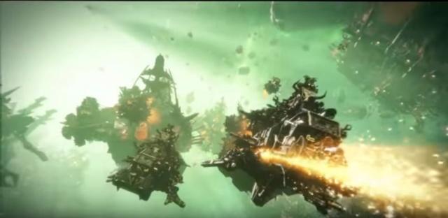 """La destinée du secteur """"Arma"""" - NETEPIC scénario Apocalypse Flotte10"""