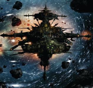 """La destinée du secteur """"Arma"""" - NETEPIC scénario Apocalypse Flotte12"""