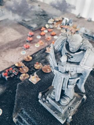 "La destinée du secteur ""Arma"" - NETEPIC scénario Apocalypse Statut10"