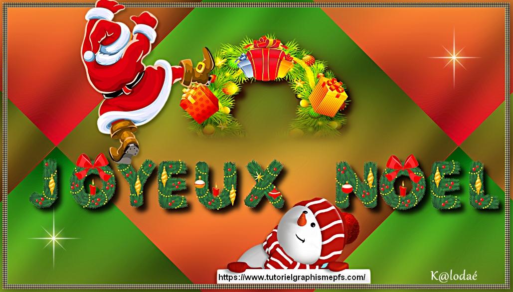 """Logo """"Fête """"Noël 2020 ►Servez vous Sans_104"""