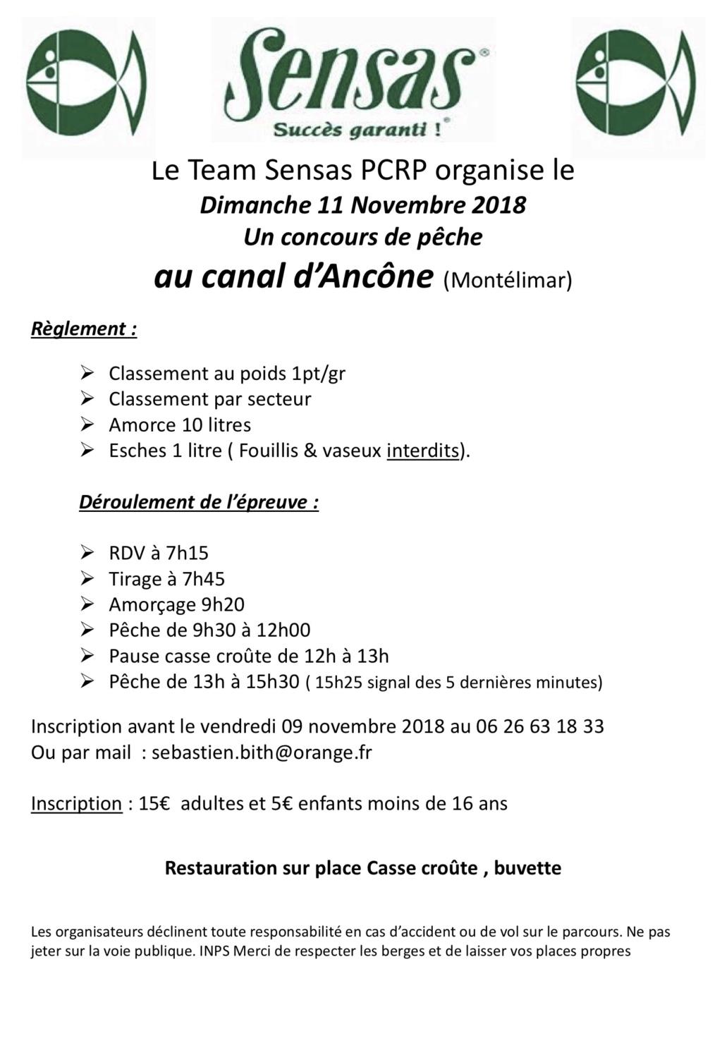 Concours canal d' Ancône 11/11 Affich10