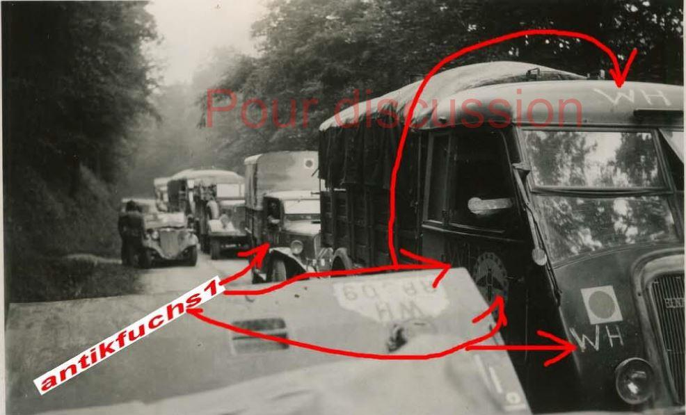 Autour de la planche Histopic, Train, 1940 Insign13