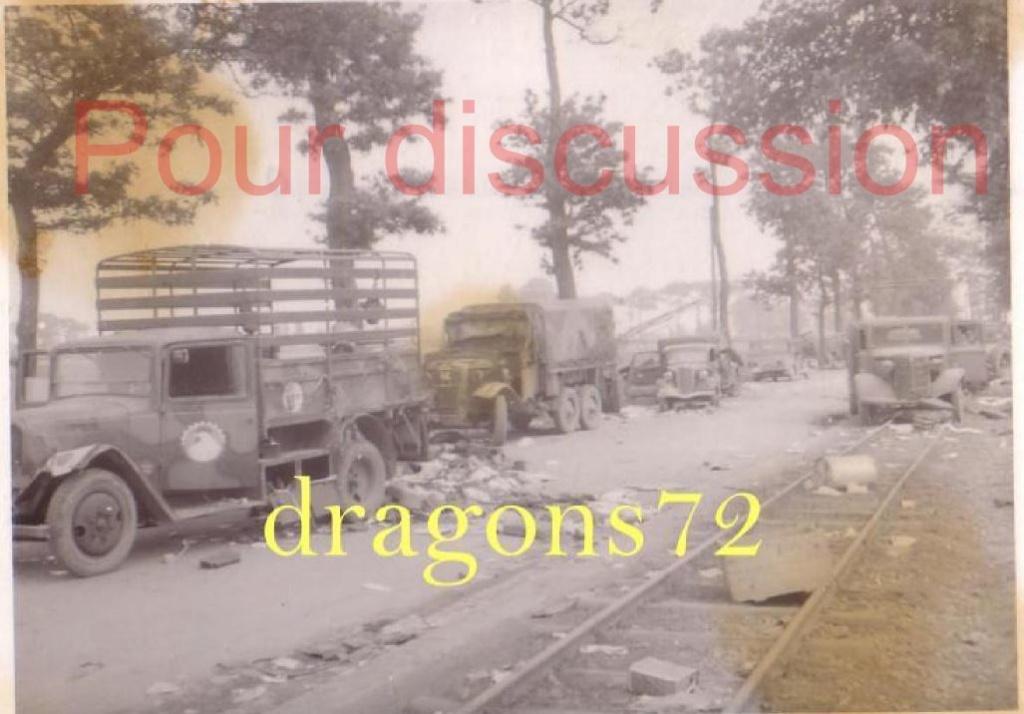 Autour de la planche Histopic, Train, 1940 Insign15
