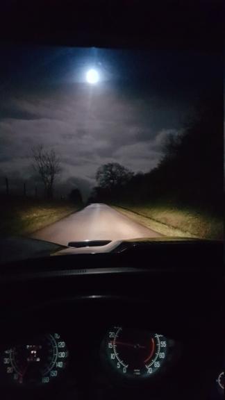 Pleine lune  20181211