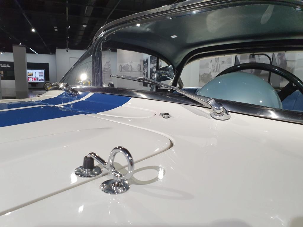 Corvette C1 -LE MANS 1960 - au Petersen Automotive Museum (Los Angeles) 20190716