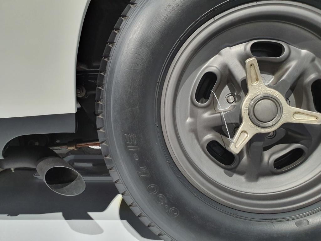 Corvette C1 -LE MANS 1960 - au Petersen Automotive Museum (Los Angeles) 20190718
