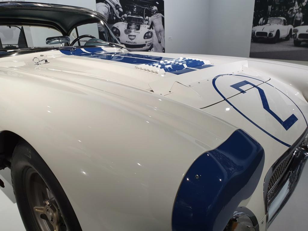 Corvette C1 -LE MANS 1960 - au Petersen Automotive Museum (Los Angeles) 20190719