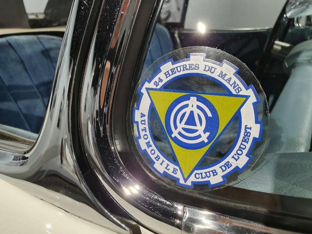 Corvette C1 -LE MANS 1960 - au Petersen Automotive Museum (Los Angeles) 20190722