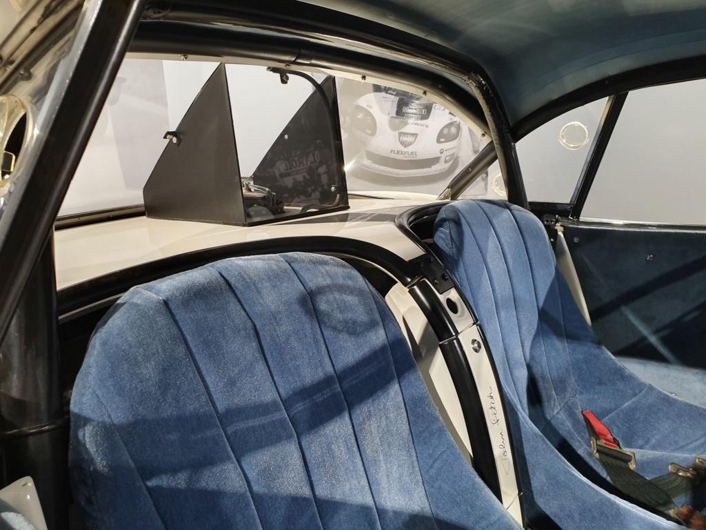 Corvette C1 -LE MANS 1960 - au Petersen Automotive Museum (Los Angeles) 20190723