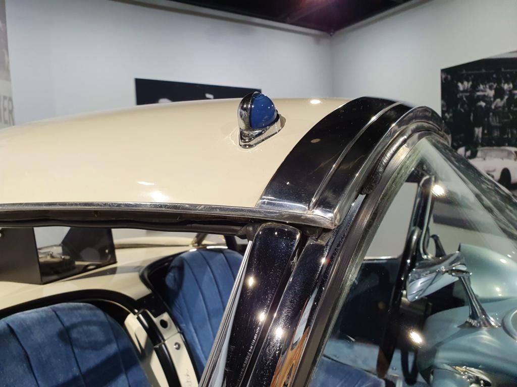 Corvette C1 -LE MANS 1960 - au Petersen Automotive Museum (Los Angeles) 20190724