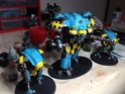 [Peinture] [Warhammer 40,000] Projet Imperial Knight - Weiss Img_2012