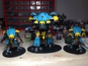 [Peinture] [Warhammer 40,000] Projet Imperial Knight - Weiss Img_2013