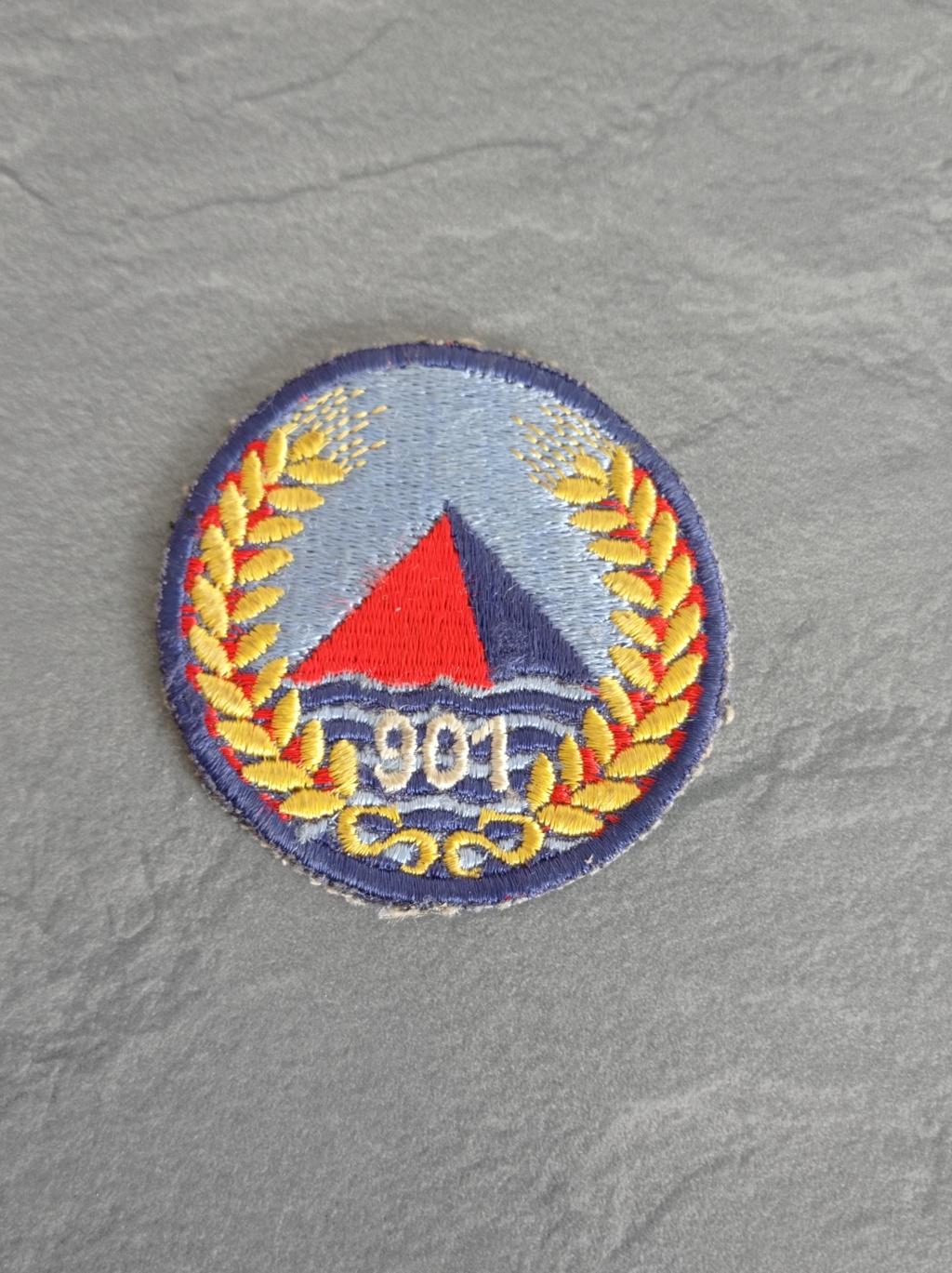 Patch et insigne FR Img_2144