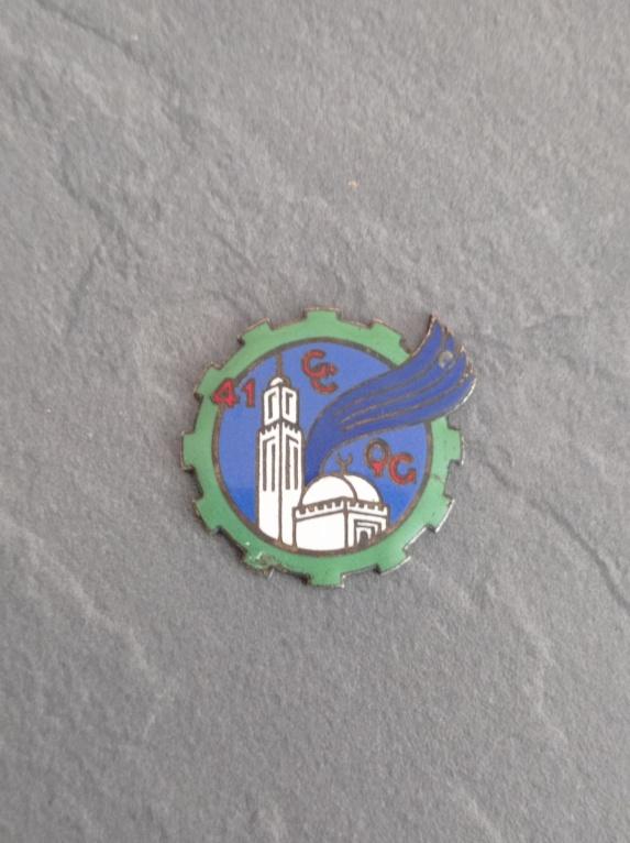 Patch et insigne FR Img_2167