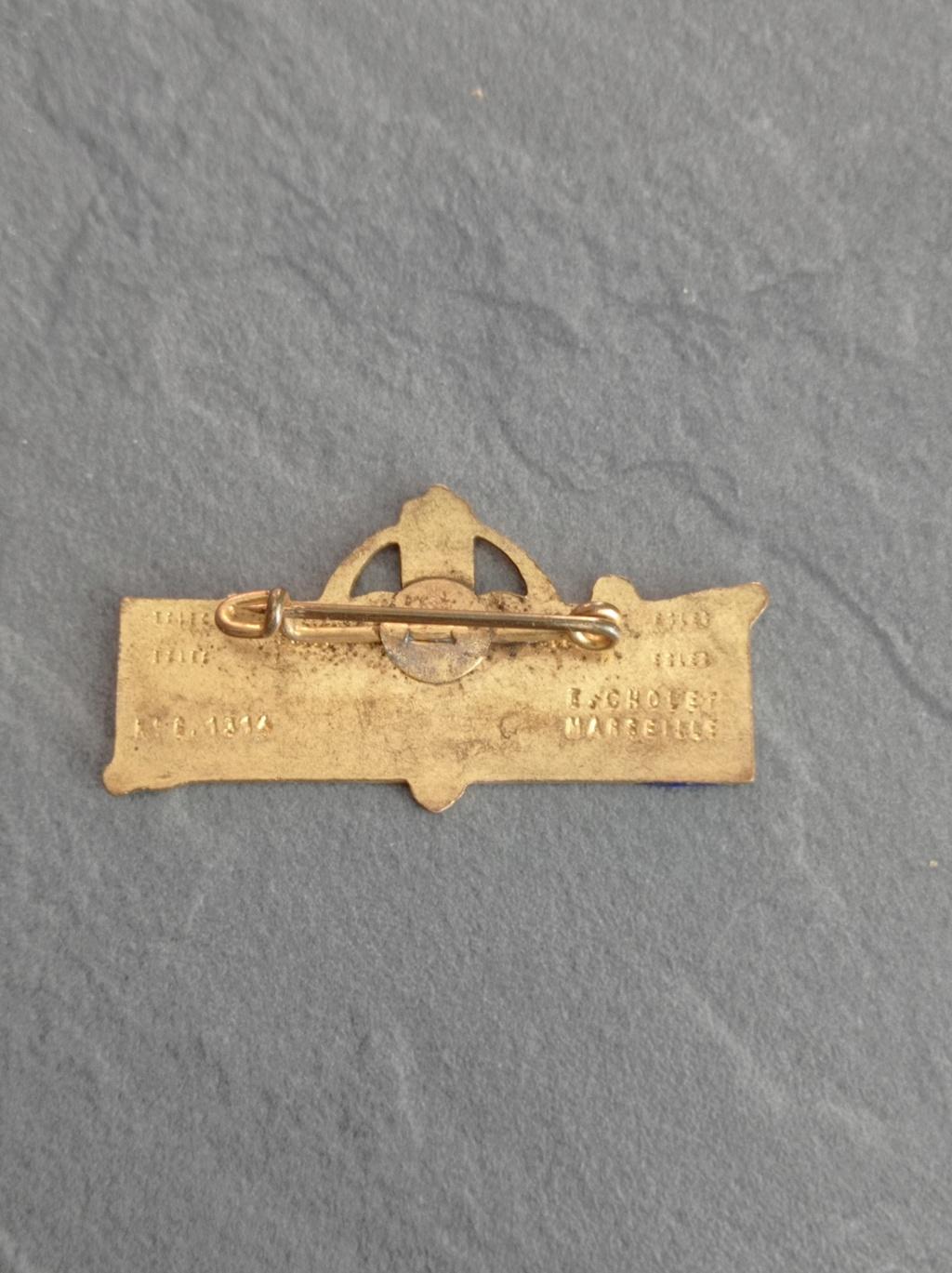 Patch et insigne FR Img_2172