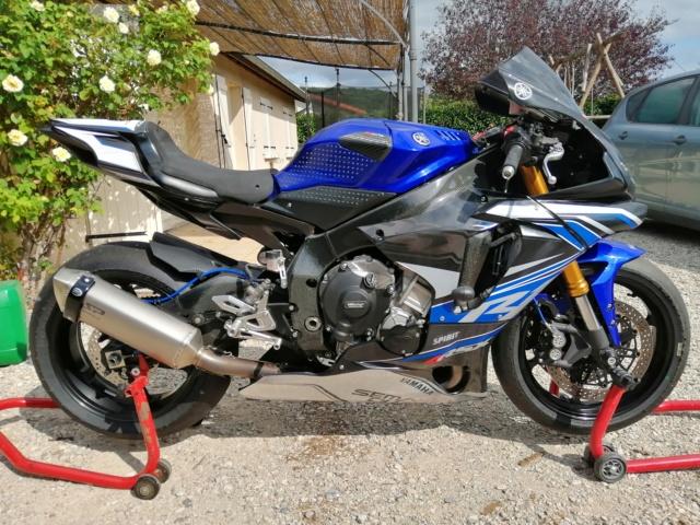 Yamaha R1 2015 6055km 12000 euros Img_2018