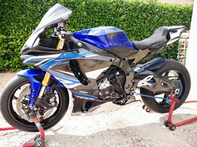 Yamaha R1 2015 6055km 12000 euros Img_2019