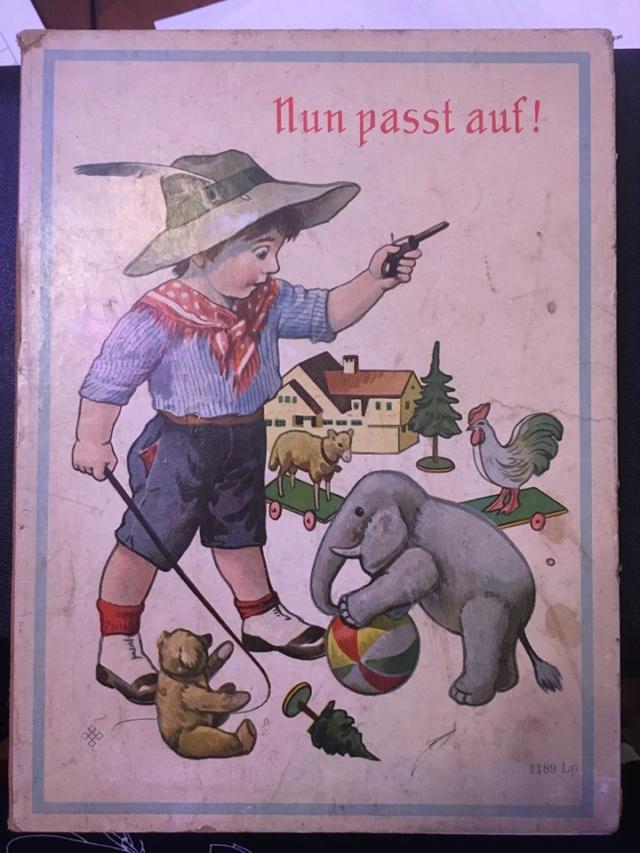 Petit livre d'image allemand. Datation. 71678110