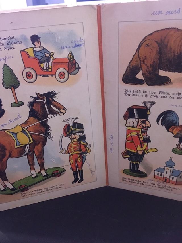 Petit livre d'image allemand. Datation. 71714110