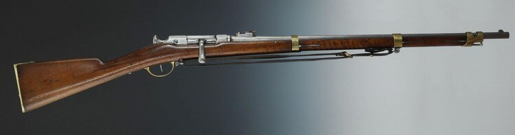 Chassepot 1822 Chasse10