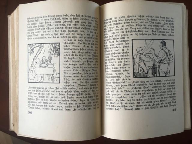 Livre Les Contes de Grimm  Conte510