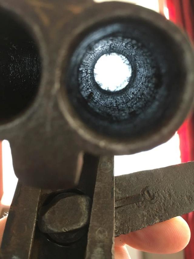 Fusil à chiens St Etiennes. Fusil710