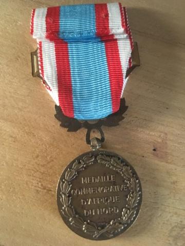 Médaille Commémorative Afrique du Nord. Img_2610