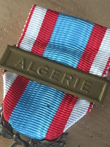 Médaille Commémorative Afrique du Nord. Img_2611