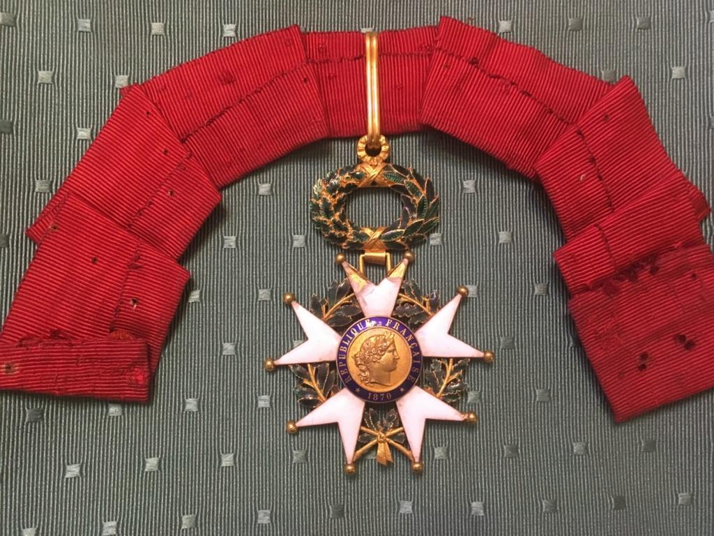 Commandeur Légion d'Honneur Estimation. Lh210