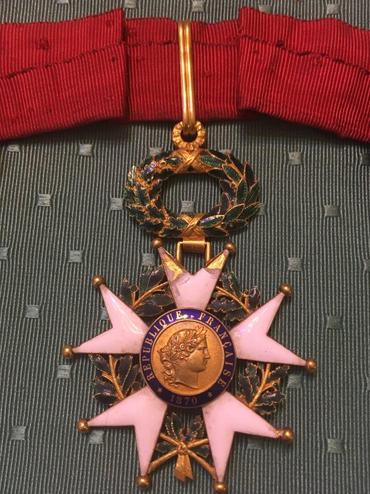 Commandeur Légion d'Honneur Estimation. Lh410