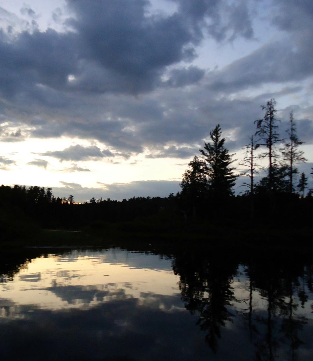 <°)))))<  Paysages du Lac Bouchette  - Page 2 2012-019