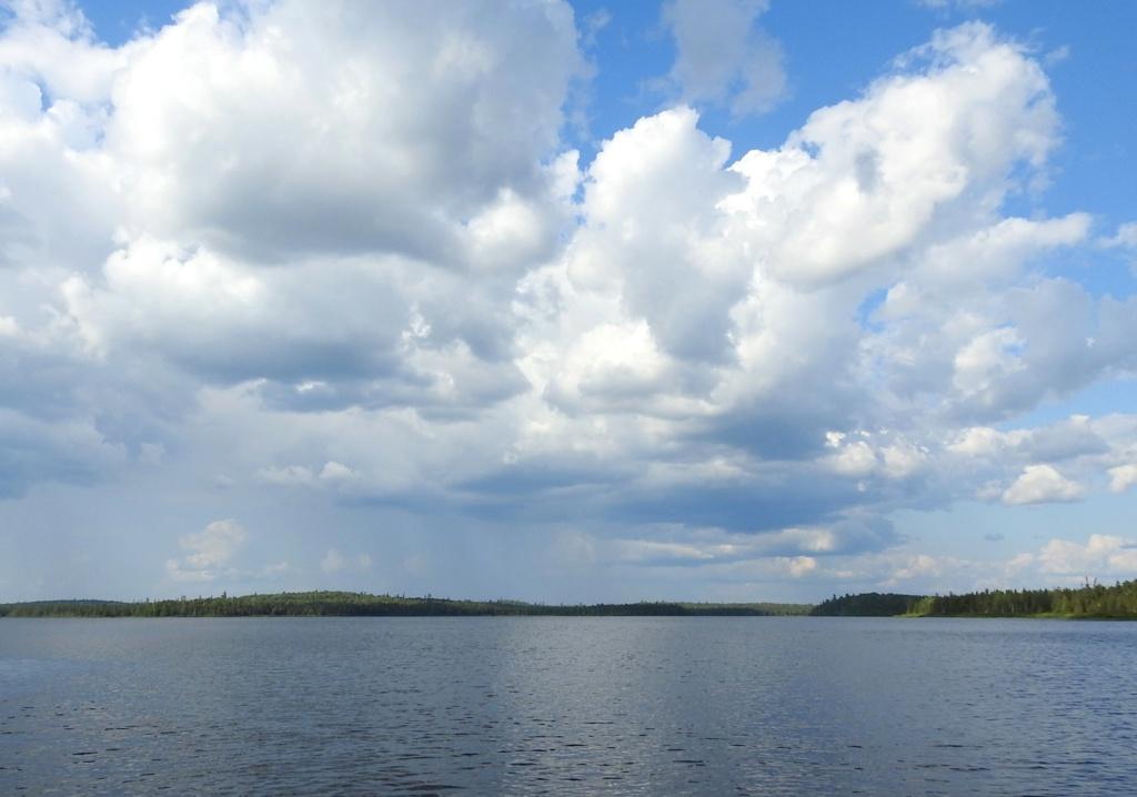 <°)))))<  Paysages du Lac Bouchette  - Page 2 2020-081