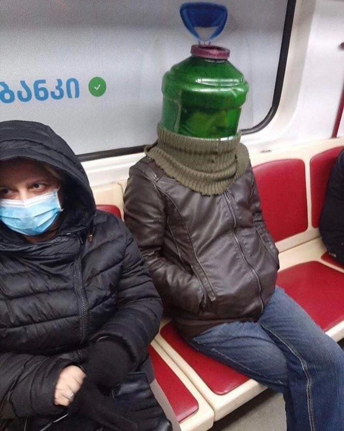 Petite pause sourire ! (*;') Subway16