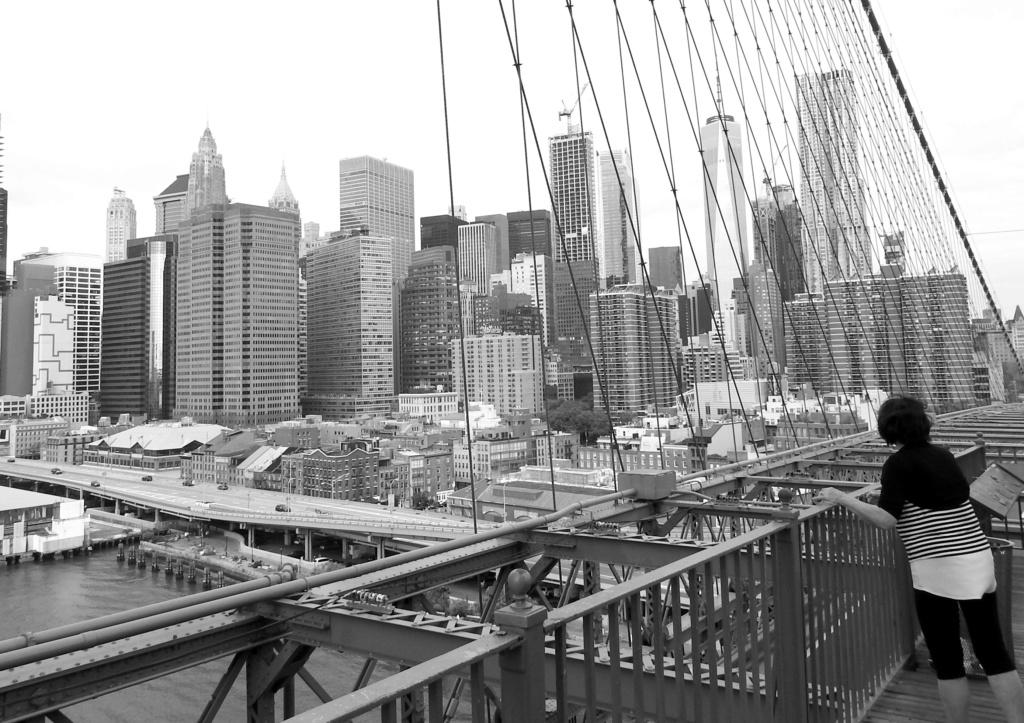 Visite à New York  Z2019-27