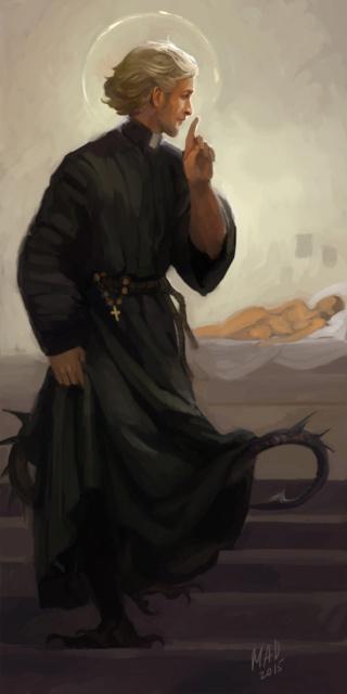 Gabriel, mestre d'Elispar Alexan11