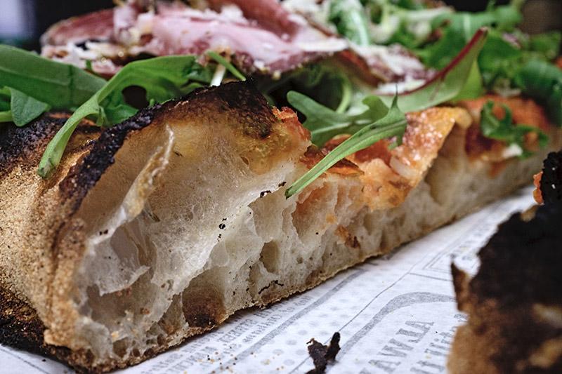 Photos alvéolage pizzas  Pala10