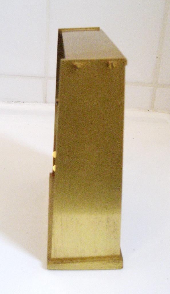 """pendulette jaeger -lecoultre JLC calibre 19"""" - 210 baguette 8 jours Carafe16"""