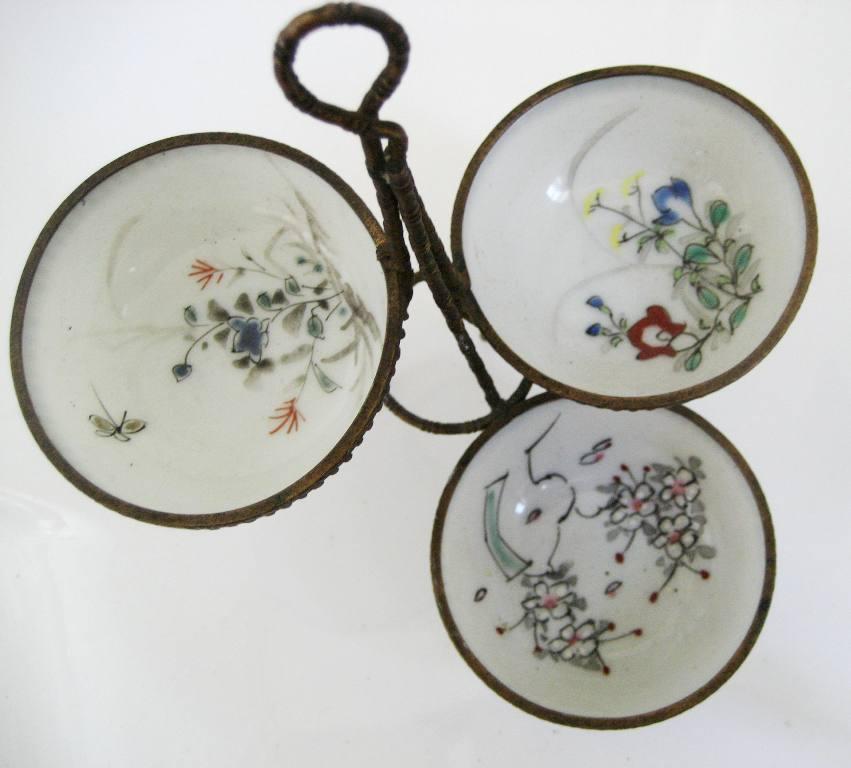 porcelaine asiatique Carafe68