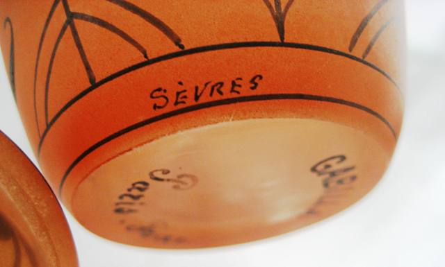 Gabilla Paris France .....Sèvres Carafe78
