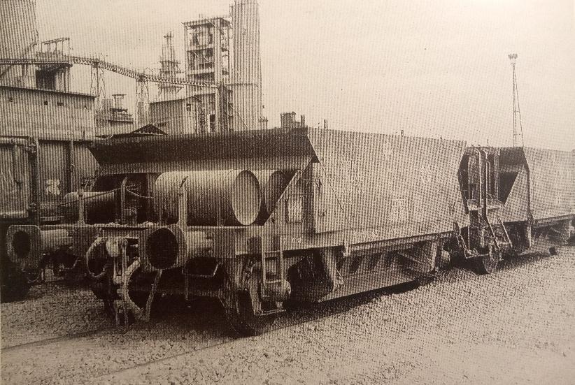 Tremuges RENFE a escala G/IIm A80