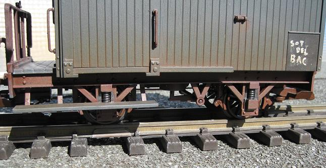 Personalització furgó Toytrain A_854