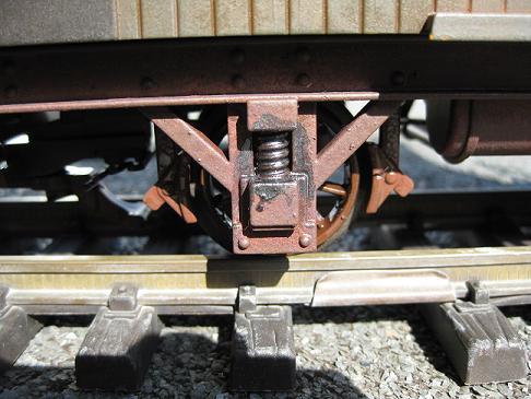 Personalització furgó Toytrain A_951