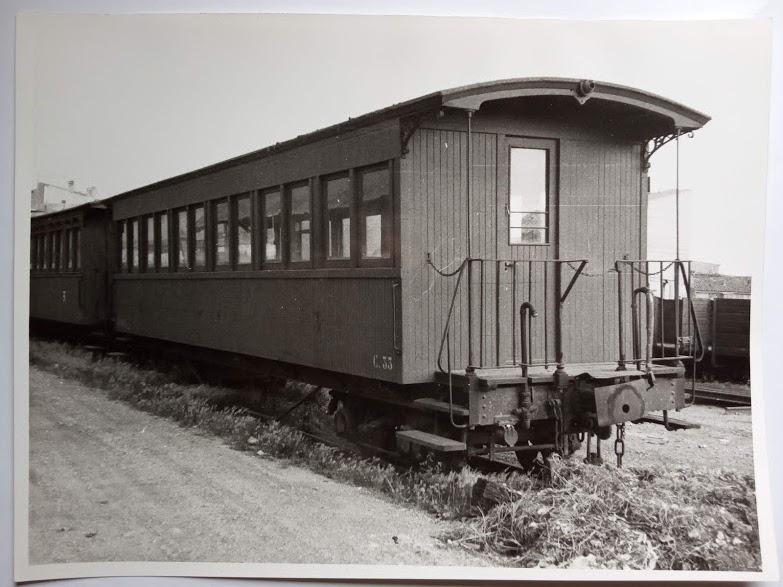Vagons de fusta de via estreta Catalunya i Espanya Img_2090