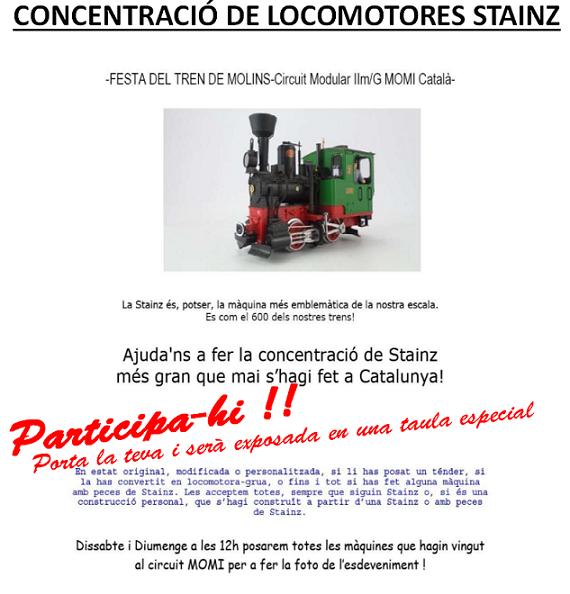Concentració de Stainz a la Festa del Tren de Molins de Rei 2020 (8/9 febrer) Nueva_11