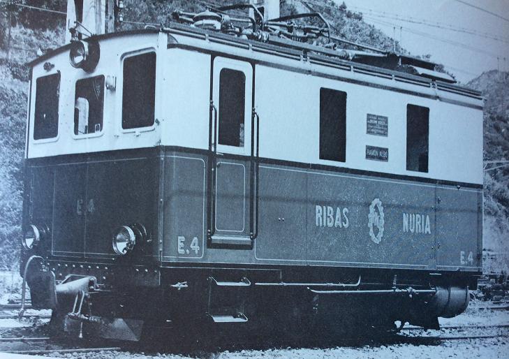 Transformació locomotora cremallera LGB  Nuria_10