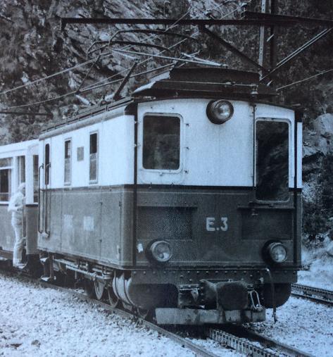 Transformació locomotora cremallera LGB  Nuria_11