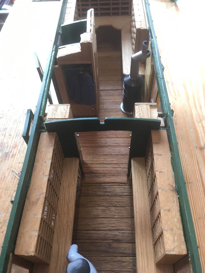 Modificació vagons de portes laterals de LGB X_1810